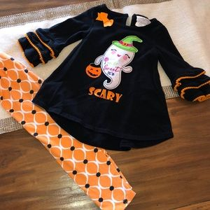 Emily rose Halloween outfit